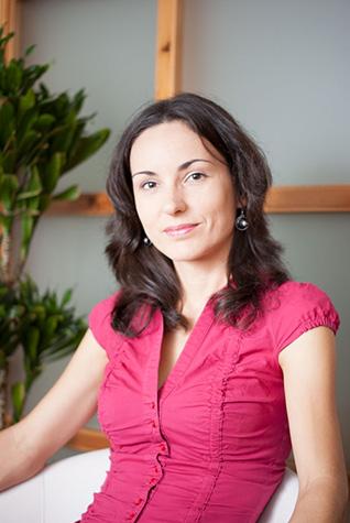 Foto de Lidia Páez, Psicoterapeuta